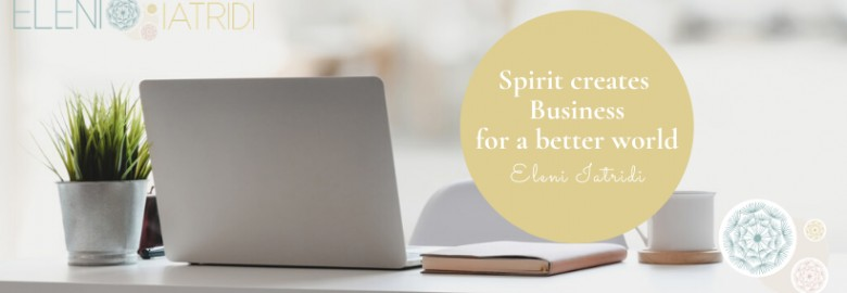 Eleni Iatridi – Spirituelle Business Beratung
